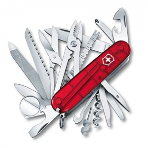 ihocon: Victorinox Swiss Army SwissChamp Pocket Knife 萬用瑞士刀