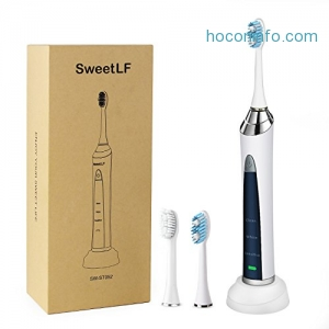 ihocon: SweetLF Rechargeable Sonic Toothbrush電動牙刷