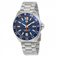 ihocon: Tag Heuer Formula 1 Blue Dial Men's Watch WAZ1010.BA0842男錶