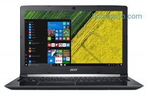 ihocon: Acer Aspire 5, 15.6 Full HD 1080p, 7th Gen Intel Core i3-7100U, 8GB DDR4, 1TB HDD, Windows 10 Home, A515-51-35
