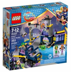 ihocon: LEGO DC Super Hero Girls Batgirl™ Secret Bunker 41237
