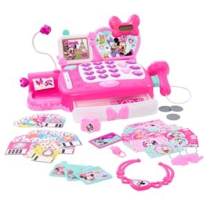 ihocon: Minnie's Happy Helpers Shop N' Scan Talking Cash Register