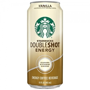 ihocon: Starbucks Doubleshot Energy Coffee, Vanilla, 15 Ounce Cans (12 Count)