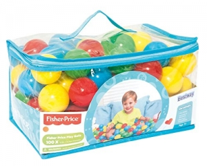 ihocon: Fisher-Price Play Balls (100 Count)