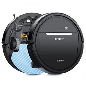 ihocon: ECOVACS OZMO 601 Self-Charging Robot Mop & Vacuum Cleaner with Smart Phone App Controls自動充電吸地/拖地機器人