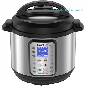 ihocon: Instant Pot DUO Plus 8 Qt 9-in-1 Multi- Use Programmable Pressure Cooker