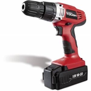 ihocon: Hyper Tough 18-Volt Ni-Cad Cordless Drill無線電鑽
