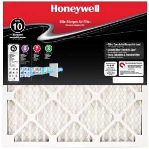 [今日特賣] Honeywell Air Filters濾網12個 – 各種尺寸 40% Off