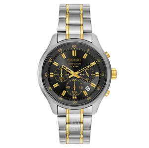 ihocon: Seiko 精工男錶Chronograph SKS591 Men's  Watch