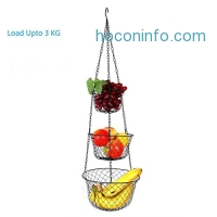 ihocon: 3-Tier Hanging Basket三層水果吊籃