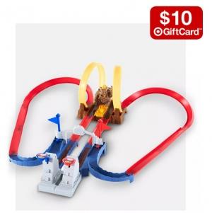 Target: Hot Wheels 玩具買$40送$10 Gift Card