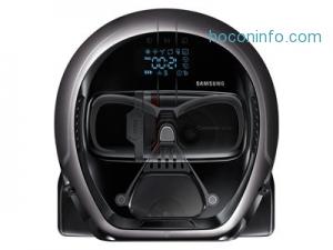 ihocon: Samsung POWERbot R7040 智能吸地機器人 Star Wars Darth Vader Robot Vacuum