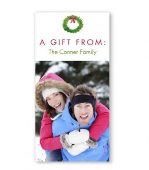 [只有一天] Walgreens送免費10張 Photo Gift Tags相片禮物籤