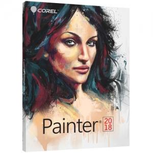 ihocon: Corel Painter 2018 (Multi-Lingual Retail Edition, Boxed)