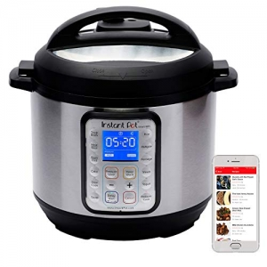 ihocon: Instant Pot Smart WiFi 6 Quart Electric Pressure Cooker 智能電壓力鍋