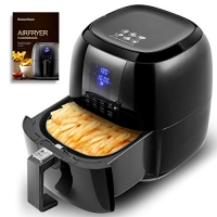 ihocon: Sinoartizan Air Fryer, 4.2 Quarts大容量氣炸鍋