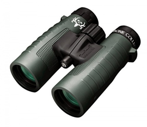 ihocon: Bushnell Binocular Bundle: Trophy XLT 10x42 Binoculars (Bone Collector Edition) + Deluxe Binocular Harness