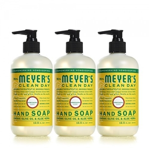 ihocon: Mrs. Meyers Clean Day Hand Soap, Honeysuckle, 12.5 fl oz 洗手皂