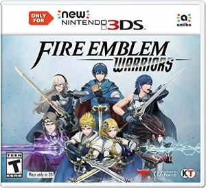 ihocon: Fire Emblem Warriors - New Nintendo 3DS (Not Compatible with old 3DS)