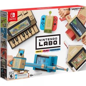 [新低價]Nintendo Labo Variety Kit – Nintendo Switch $39.99(原價$69.99, 43% Off)