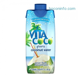 ihocon: Vita Coco Coconut Water, 11.1 Ounce (Pack of 12)椰子水
