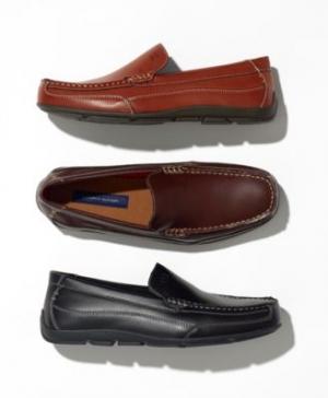 ihocon: Tommy Hilfiger Men's Dathan Driver男鞋-3色可選