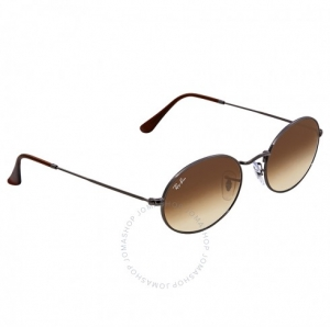 ihocon: RAY BAN Gradient Oval Sunglasses RB3547N太陽眼鏡