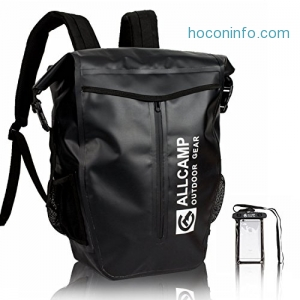 ihocon: ALLCAMP 30L Waterproof Dry Bag Backpack防水背包