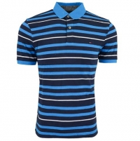 ihocon: Tommy Hilfiger Men's Striped Polo - 3色可選