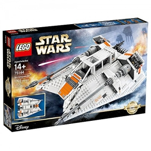 ihocon: LEGO樂高星球大戰 Star Wars Snow Speeder 75144 Building Kit