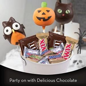 ihocon: .Mars. Chocolate Halloween Candy Variety Mix 126.3-Ounce 400-Piece Bag 巧克力萬聖節糖果品