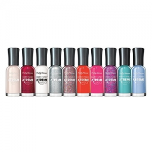 ihocon: Sally Hansen Xtreme Wear Bright Colors Nail Polish Set 指甲油10瓶