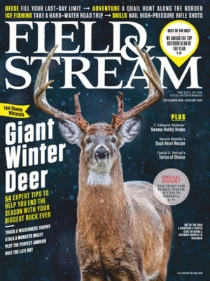 Field & Stream Magazine 一年6期 $4.99免運