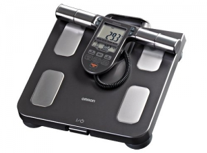 ihocon: Omron Body Composition Monitor with Scale - 7 Fitness Indicators & 90-Day Memory 歐姆龍身體成分分析 體指體重計