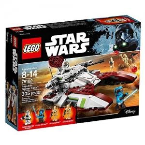 ihocon: LEGO Star Wars Republic Fighter Tank 75182 Building Kit 樂高星球大戰共和國戰鬥機坦克