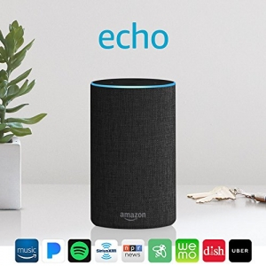 ihocon: Echo (2nd Generation) - Smart speaker with Alexa