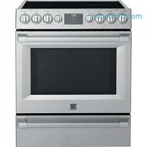 ihocon: Kenmore PRO 92583 5.1 cu. ft. Self Clean Electric Range in Stainless Steel, includes delivery and hookup