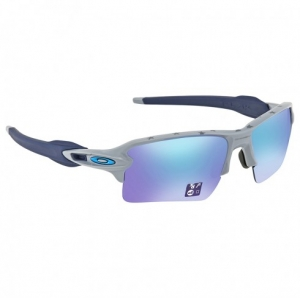 ihocon:  OAKLEY Flak 2.0 XL Prizm Sapphire Rectangular Men's Sunglasses