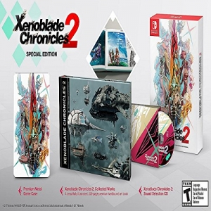 ihocon: Xenoblade Chronicles 2 Special Edition - Nintendo Switch