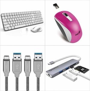 Amazon: 電腦配件特價-鍵盤, 滑鼠, flash drive, USB Hub….and more