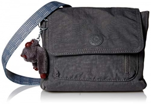 ihocon: Kipling Alexis Solid Crossbody Bag with a Woven Strap