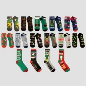 男襪,女襪及童襪 15雙 – 多款可選 $10.5 (原價$15)