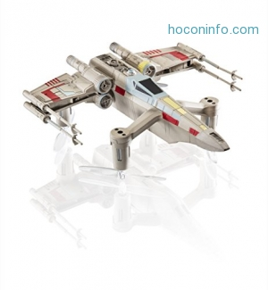 ihocon: Propel Star Wars Quadcopter: X Wing Collectors Edition Box