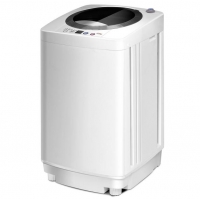 ihocon: Giantex Full-Automatic Laundry Wash Machine Washer/Spinner W/Drain Pump
