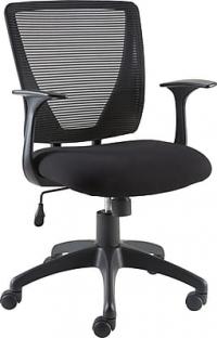 ihocon: Staples Vexa Mesh Chair, Black