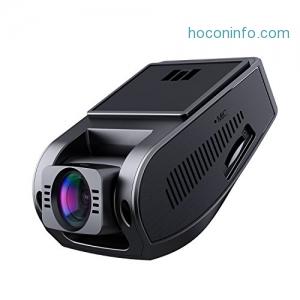 AUKEY Dash Cam夜視,170° 廣角行車記錄器 $50.39免運(原價$69.99)