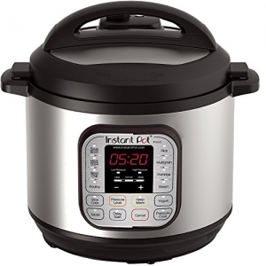ihocon: Instant Pot DUO80 8 Qt 7-in-1 Multi- Use Programmable Pressure Cooker, Slow Cooker, Rice Cooker, Steamer, Sauté, Yogurt Maker and Warmer   7合1高壓鍋