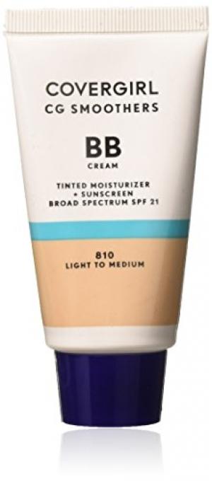 ihocon: COVERGIRL Smoothers Lightweight BB Cream, 1 Tube (1.35 oz) 輕盈BB霜