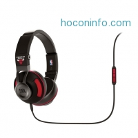 ihocon: Synchros S300 NBA Edition 立體聲麥克風耳機 on-ear stereo headphone