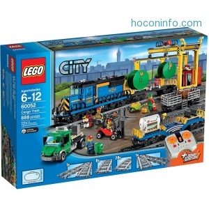 ihocon: LEGO City Cargo Train 60052 Train Toy